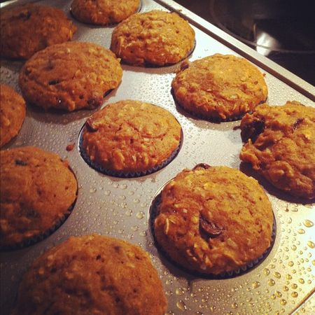 Out of oven_muffin