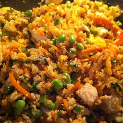 Final rice
