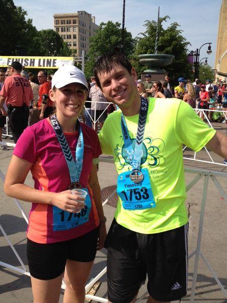 Madison marathon 2012